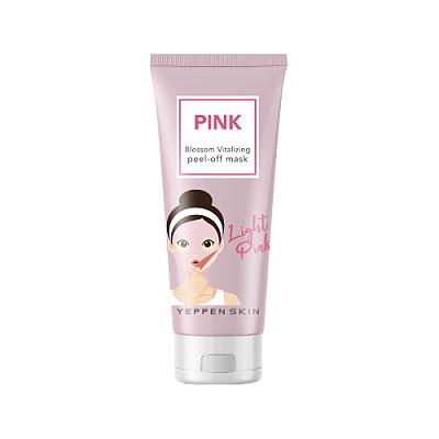 핑크 블라썸 바이탈라이징 필오프 마스크