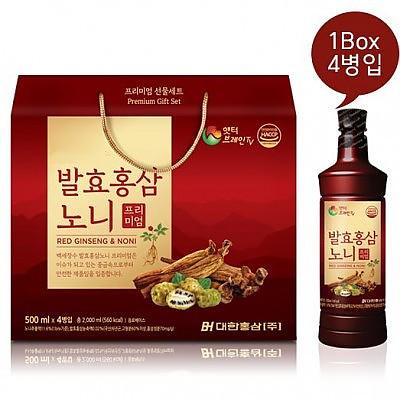 [대한홍삼] 발효홍삼 노니 프리미엄