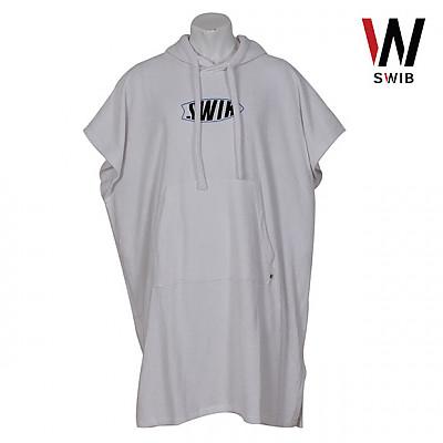 스위브 매장정품 WZ2Z10031-WT 스위브 판초 타올 10031