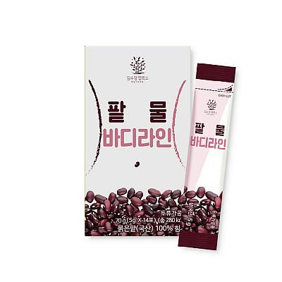 다음 김수경엽록소 팥물바디라인 1박스 (14포)