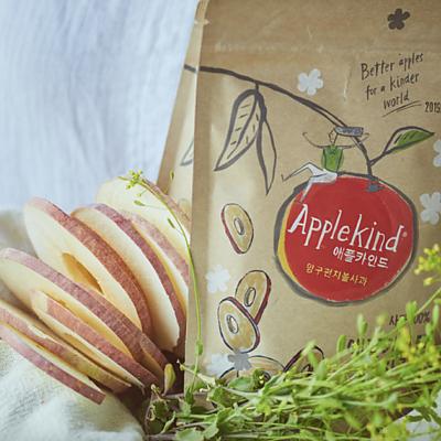 애플카인드 사과칩 10봉